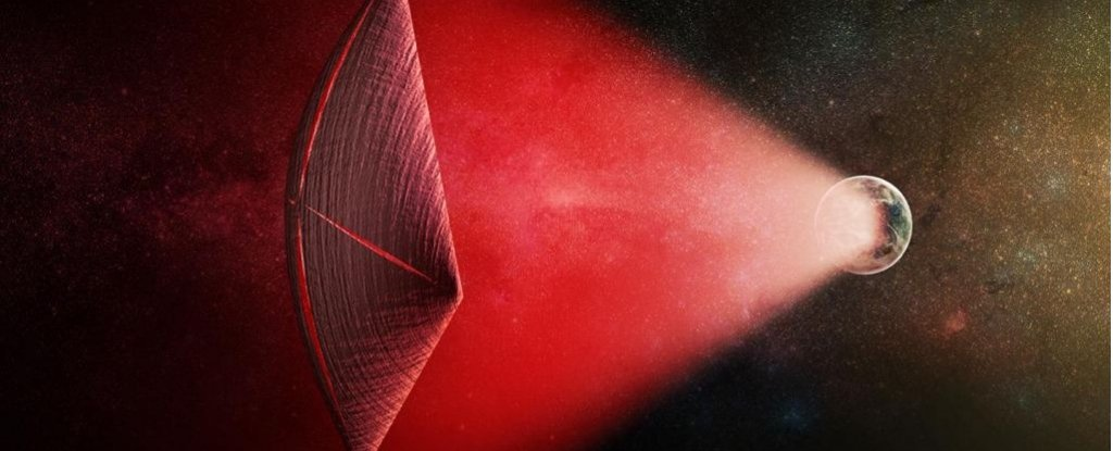 New Paper Describes How We Could Detect Alien Spacecraft Powered by Black Holes