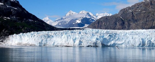 Melting glaciers are revealing dead bodies and ancient diseases