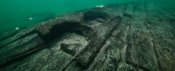 This Nile shipwreck is first evidence that Herodotus wasn't lying about Egyptian boats