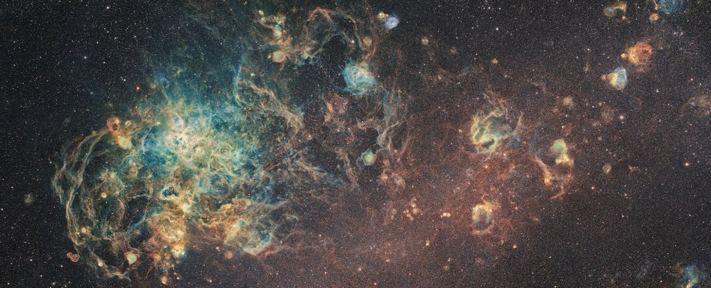 This Jaw-Dropping Galaxy Photo Equates to 1,060 Hours of Non-Stop Stargazing