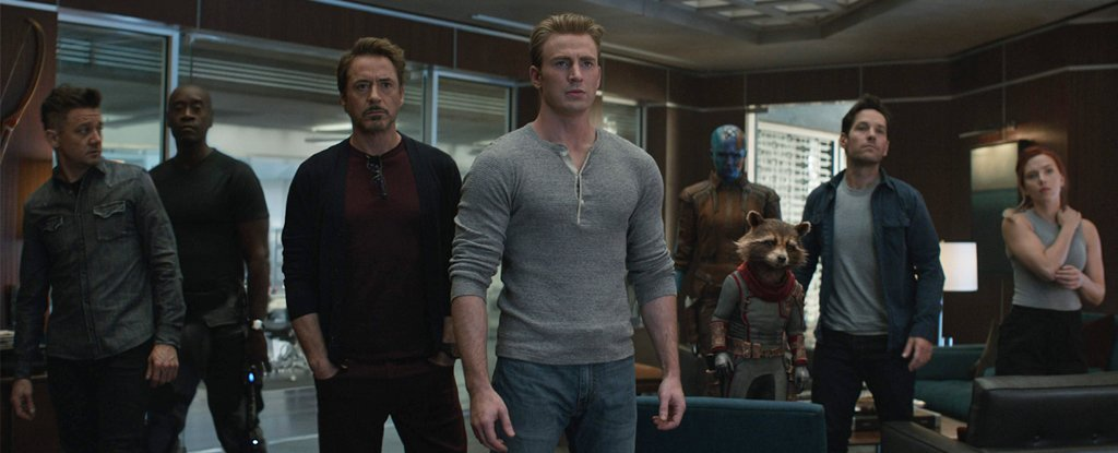Here's The Actual Science Behind That Huge Plot Point in Avengers: Endgame