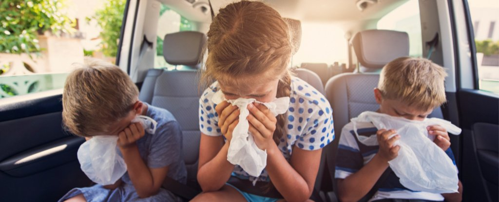Here's The Weird Reason You Get Car Sick: Your Brain Thinks It's Being Poisoned