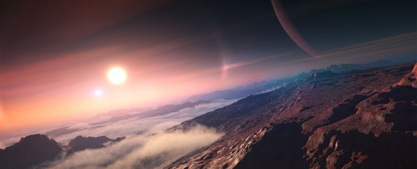 Astronomers have found potential life-supporting conditions on the nearest exoplanet