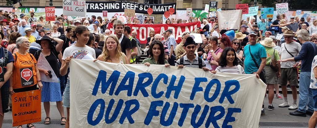 Young People Are Gaining Ground in The Climate Wars. Here Are 14 Hopeful Signs