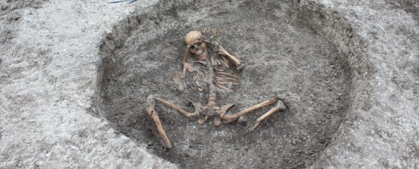 c09414497eb3 Dozens of Neolithic  human sacrifice  victims have been found in England