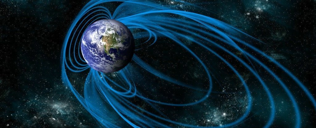 Earth's North Magnetic Pole Is Moving Fast, And We Might Finally Know Why
