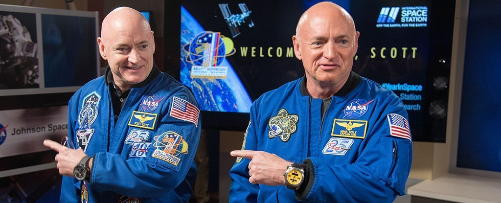 NASA's Twin Study Results Just Changed What We Know About Long-Term Spaceflight