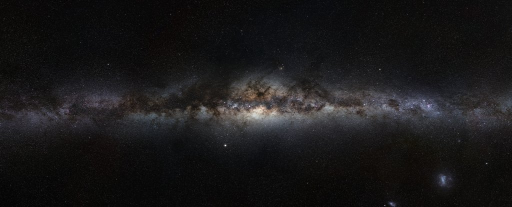 Mind-Boggling Image Shows How Far Into Space Humanity's Voice Has Actually Reached