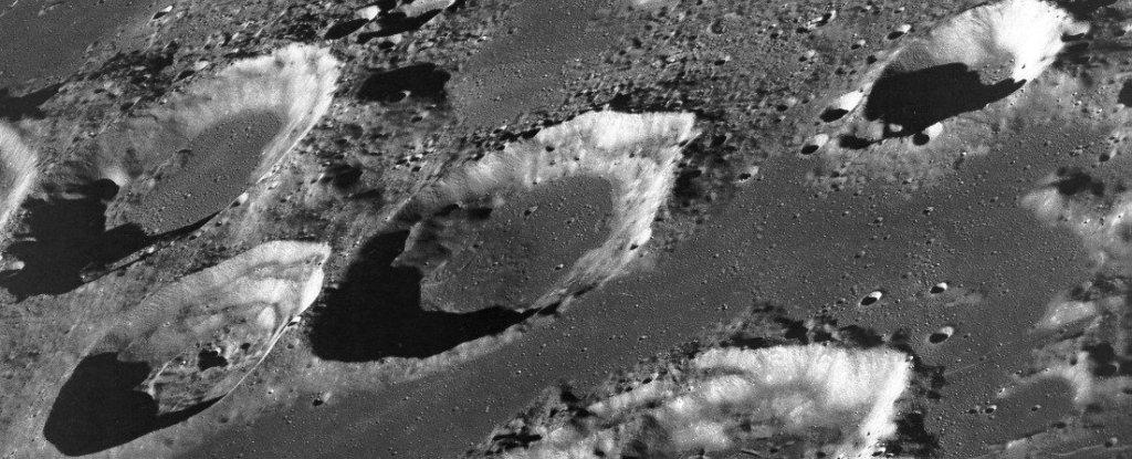 Meteorite Impacts Reveal Moon Has Way More Water Than We Ever Realised