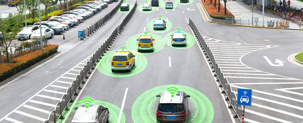 Here's The Bizarre Reason Self-Driving Cars Might Not Cut Down Traffic After All