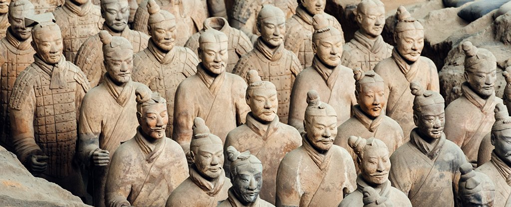 Scientists Solve The Mystery of The Terracotta Army's 'Unnaturally' Preserved Weapons