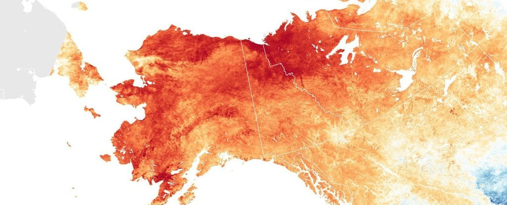 Alaska's in The Middle of a Record-Breaking Spring Melt, And It's Killing People
