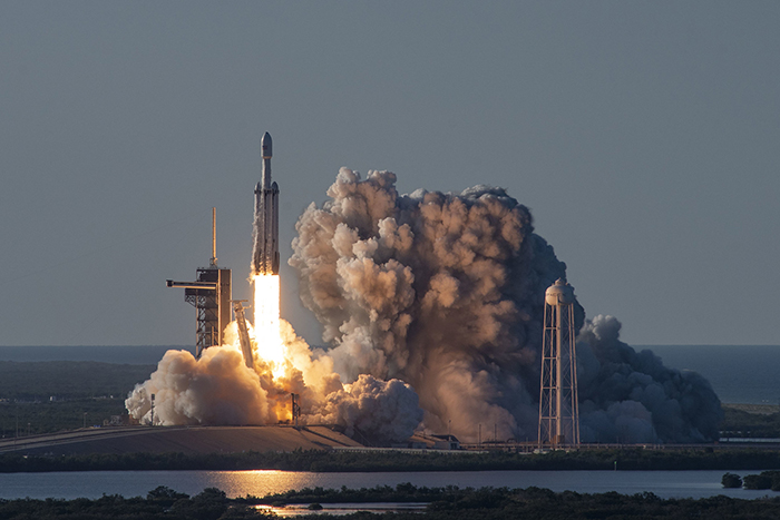 spacex land 2