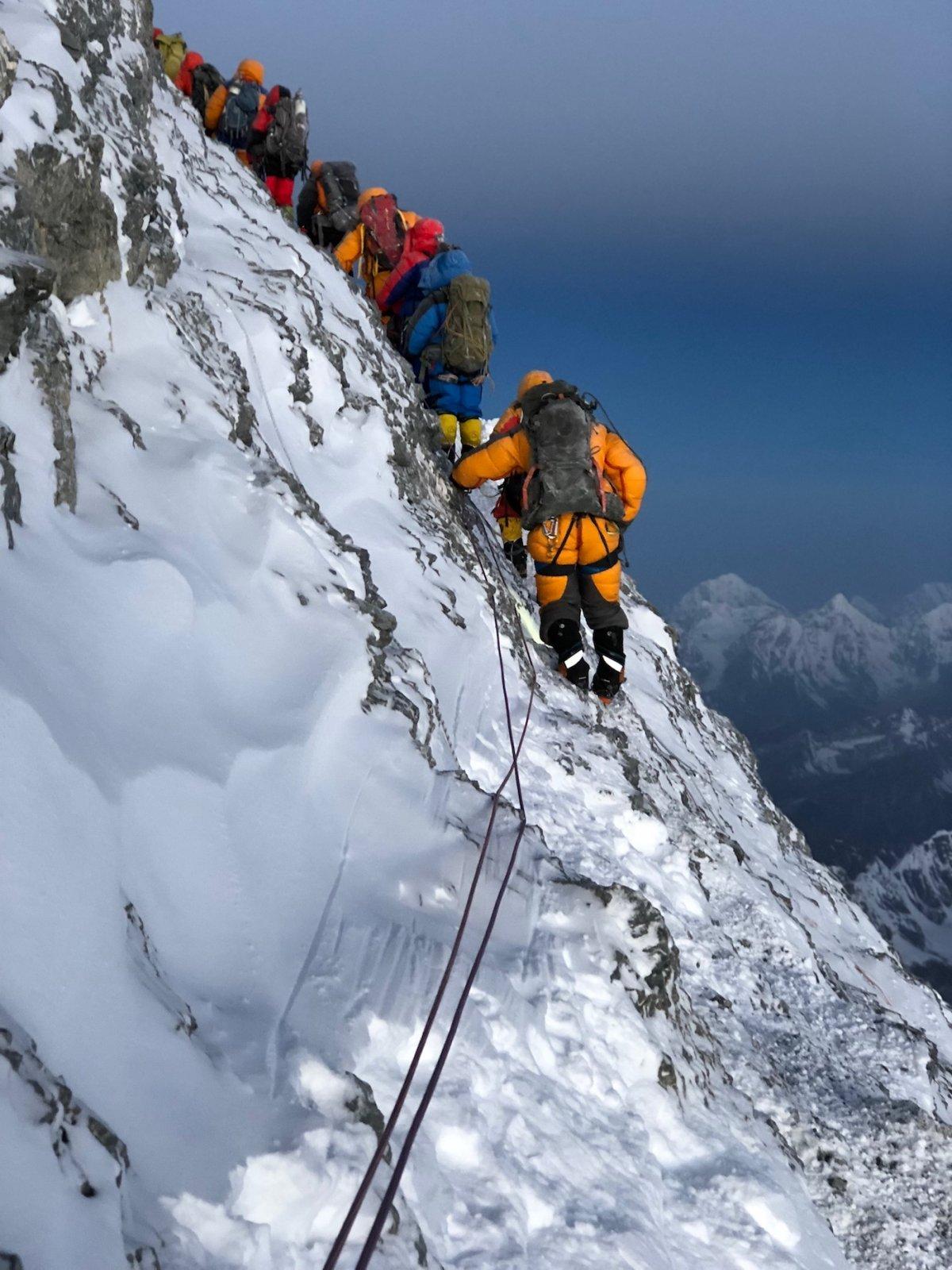 (Lhakpa Sherpa)