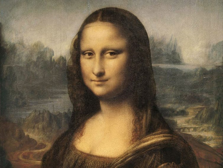 People have argued about the 'Mona Lisa smile' for centuries. (Everett-Art/Shutterstock)