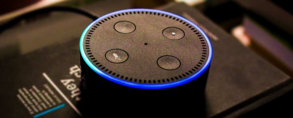 Newly Released Amazon Patent Shows Just How Much Creepier Alexa Can Get