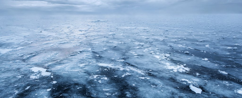 Scientists Discover Rare, 'Undisturbed' Pockets of Seawater From The Last Ice Age