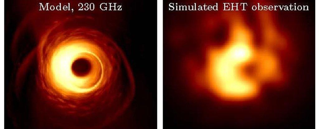 Los científicos acaban de publicar planes para una imagen de agujero negro aún mejor 78