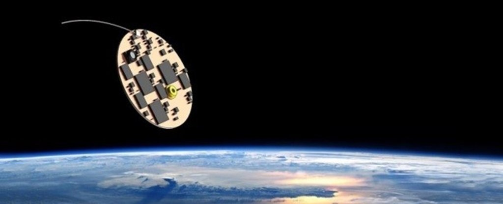 Researchers Just Tested a Prototype Probe Designed to 'Sail' Between The Stars