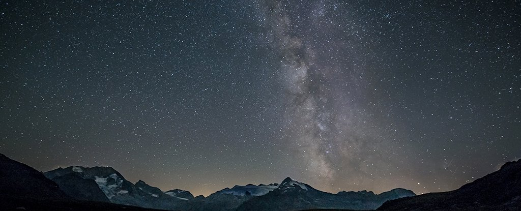 Experiment Shows We Can Actually Generate Electricity From The Night Sky