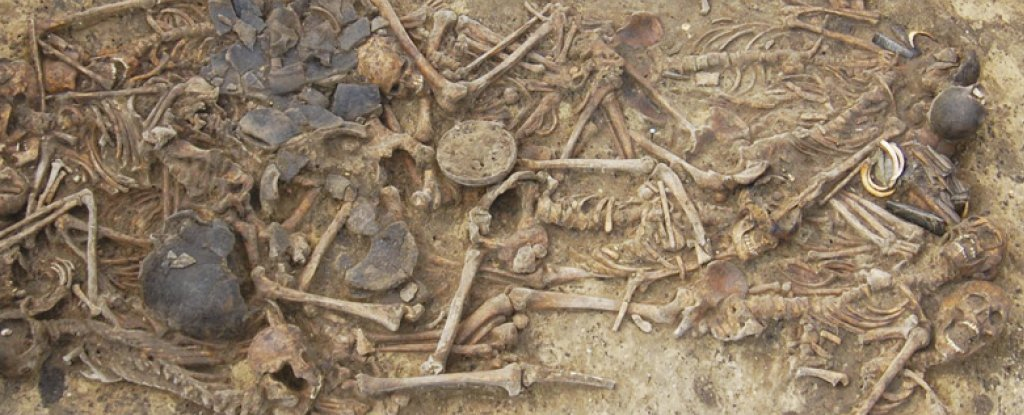 Archaeologists Uncover a Truly Disturbing Story in a 5,000-Year-Old Mass Grave Site