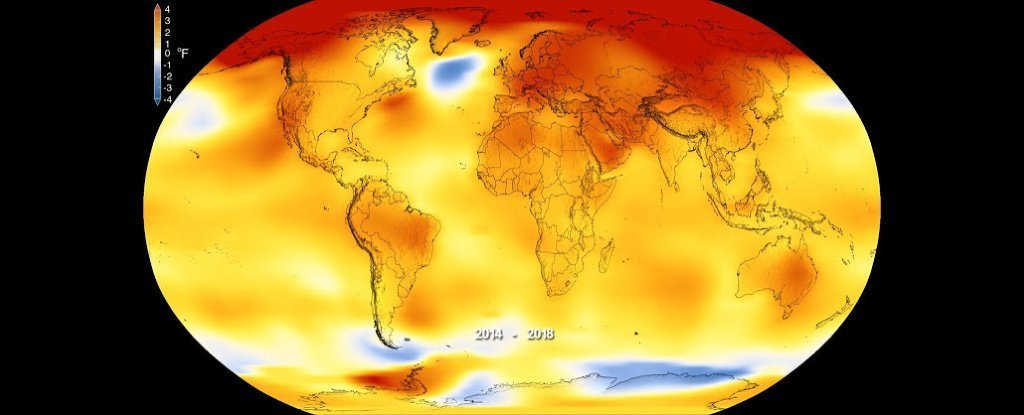 Here's How Scarily Accurate NASA's Long-Term Climate Predictions Have Been So Far