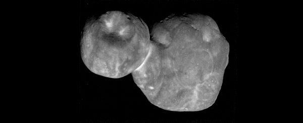check out f8681 7c0e6 Here are the first findings from New Horizons  historic flyby of Ultima  Thule