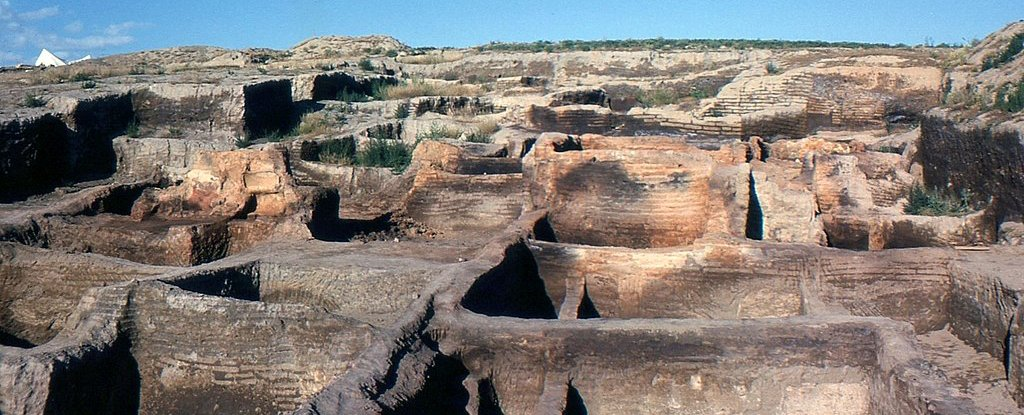 This Ancient City 9,000 Years Ago Eerily Foreshadowed The Modern 'Urban Hell'