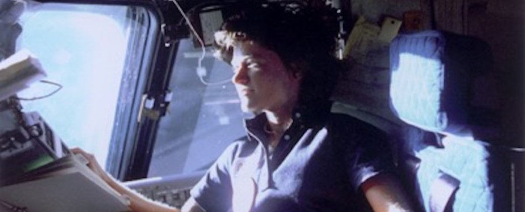 This 40-Word Letter to NASA Started Sally Ride's Journey as The First Woman in Space