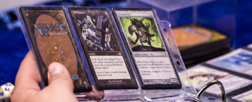 There's a Way to Build a Turing Machine While Playing Magic: The Gathering