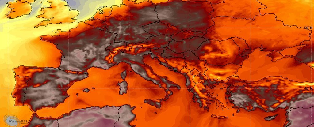 Meteorologists Warn of Potentially Devastating European Heatwave: 'Hell Is Coming'