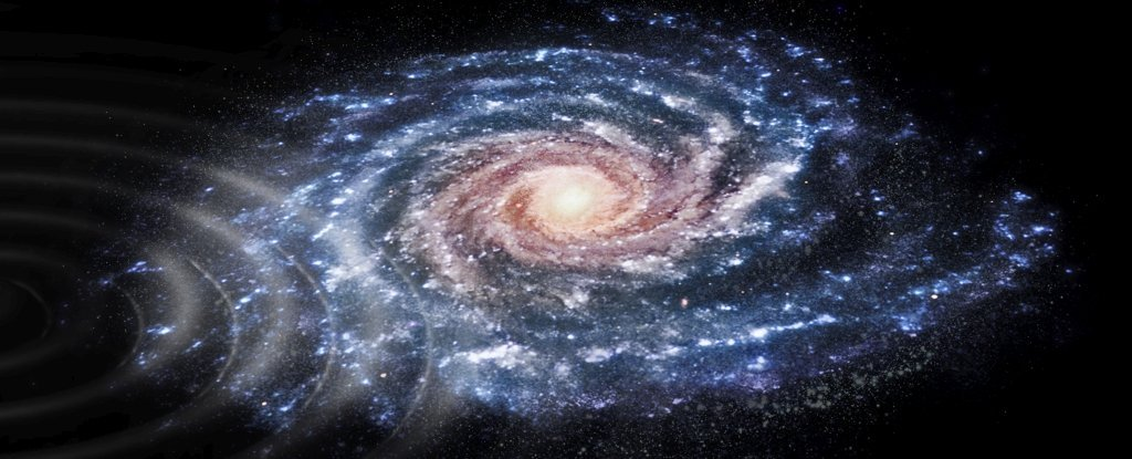 We Have Detected Signs of Our Milky Way Colliding With Another Galaxy