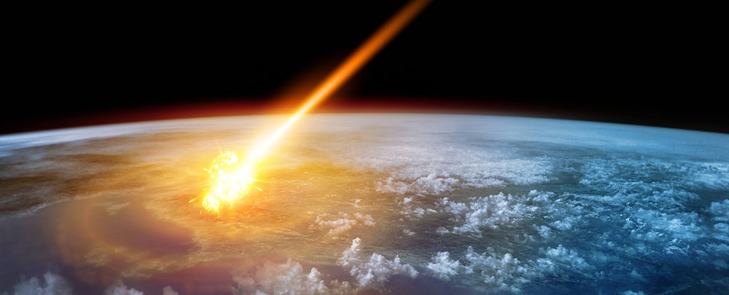 Long-Hidden Crater Reveals The Most Enormous Asteroid Crash in UK History