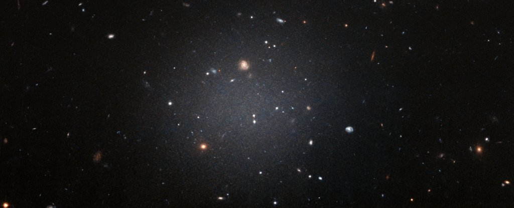 Astronomers Just Solved The Bizarre Mystery of a Galaxy With No Dark Matter