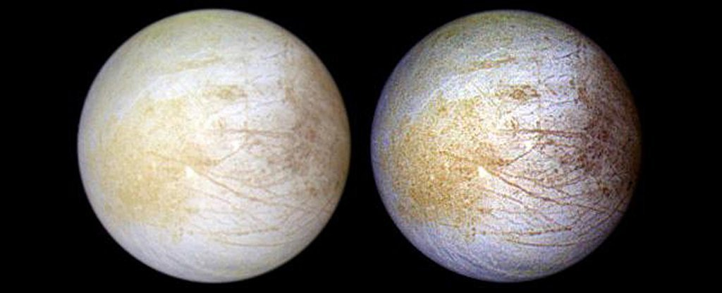 Here's Why It's Such a Huge Deal That Jupiter's Moon Europa Is Covered in Salt
