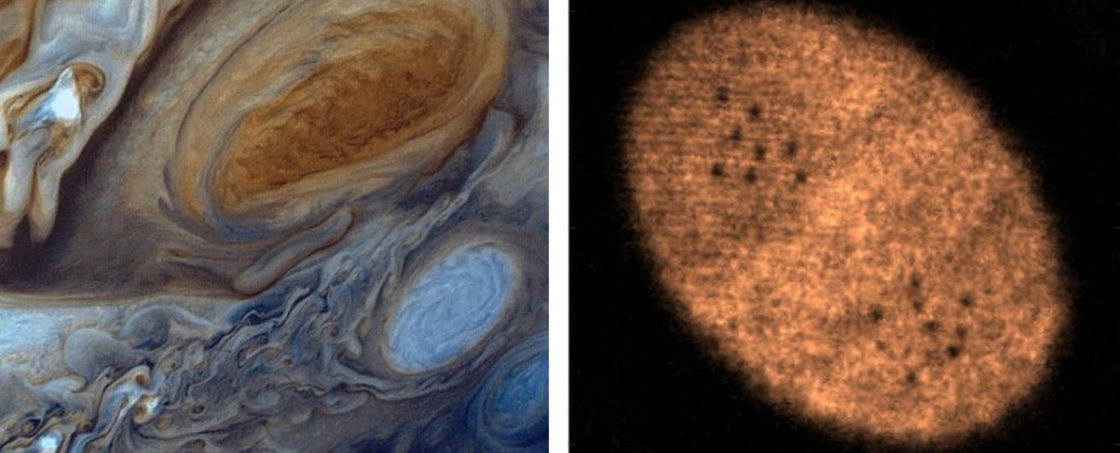 A Microscopic 'Great Red Spot' Just Confirmed a 70-Year-Old Theory on Superfluids