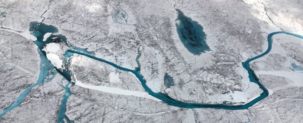 More Than 50 New Lakes Were Just Discovered Beneath The Greenland Ice Sheet