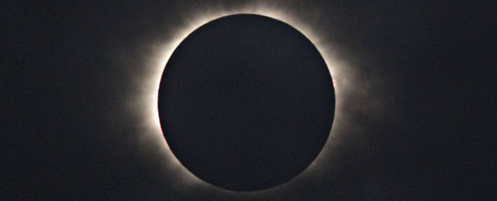 A Total Solar Eclipse Is Coming Tomorrow, And It Will Be a Striking Amber Colour