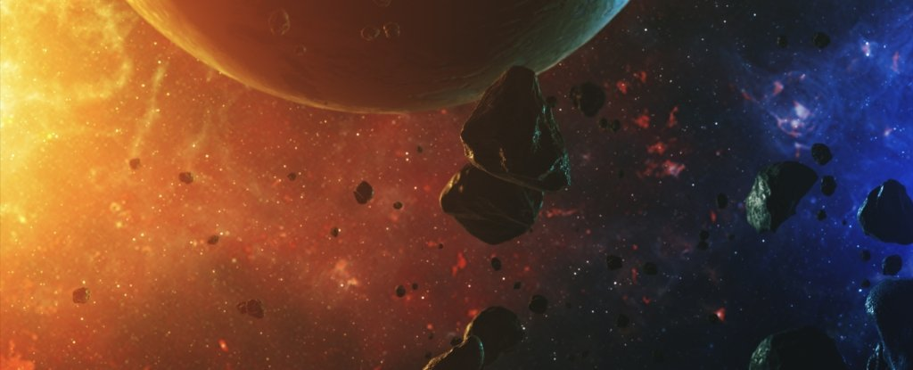 Meteorites Rained Cyanide on Early Earth, And It May Have Helped Kickstart Life