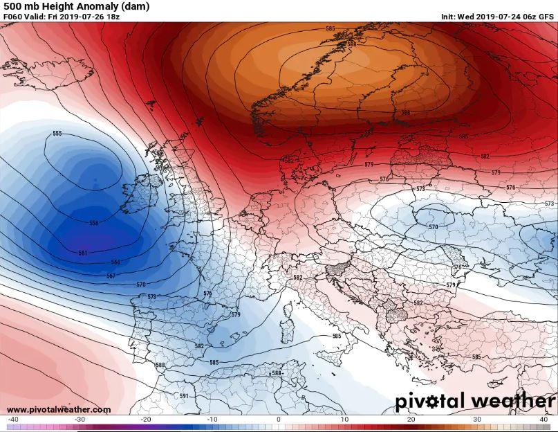 heat wave arctic july wapo