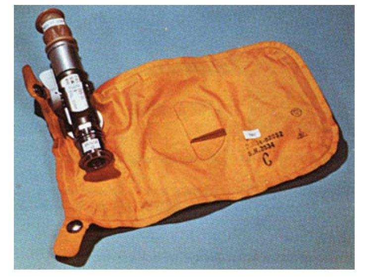 pee bag apollo astronauts
