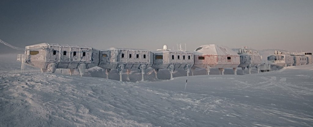 An Abandoned 'Ghost Base' Is Doing Science Deep in Antarctica Without Any Humans