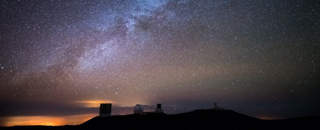 Here's Why People Are Protesting Against That Huge Telescope at Mauna Kea
