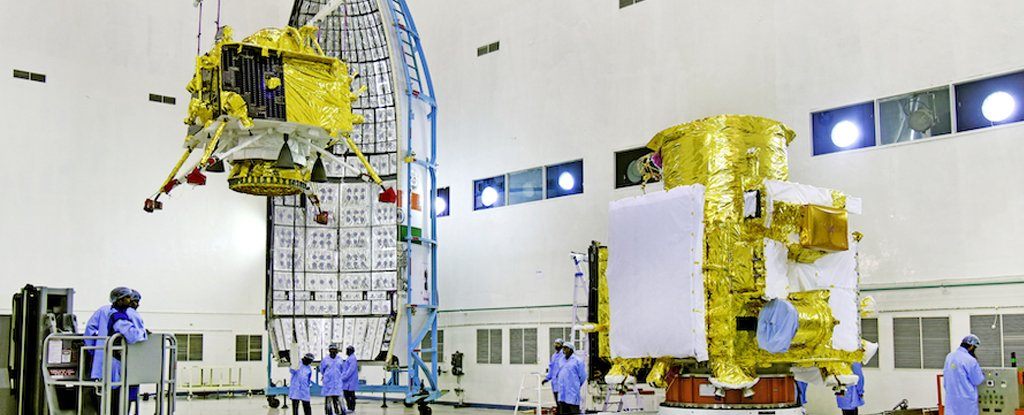 This Weekend, India Is Launching Its First-Ever Moon Lander