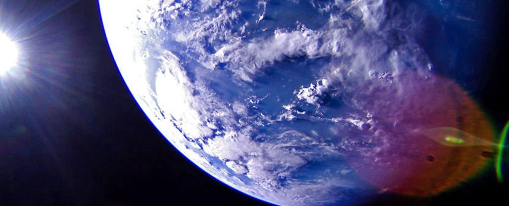 LightSail 2 Just Gifted Us Stunning New Pictures of Our Little Blue Marble From Space