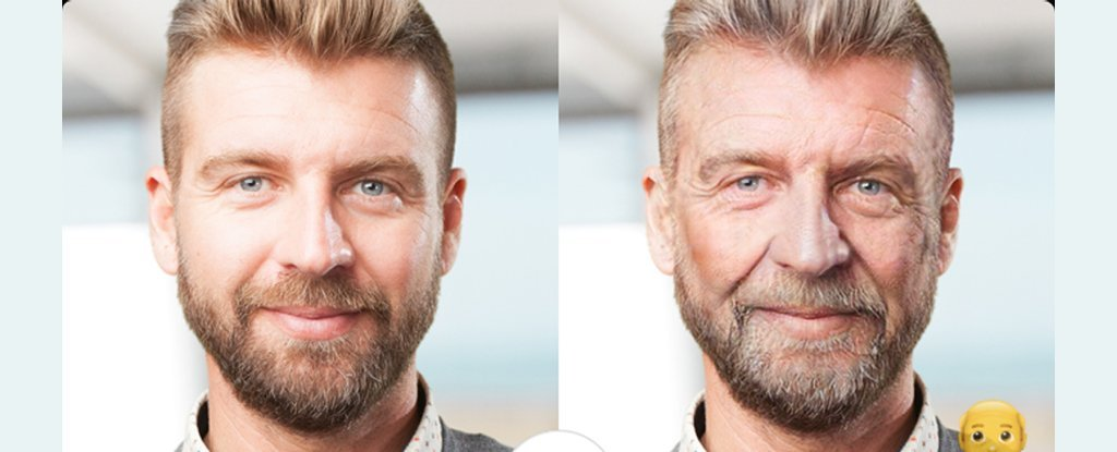 The Russian Photo App That Makes You Look Old Is Probably Keeping Your Data