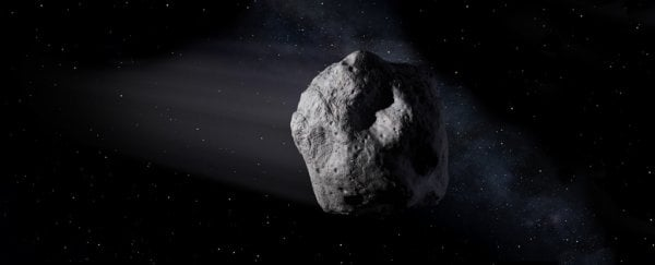 A Giant Asteroid Just Skimmed Past Earth, And We Barely