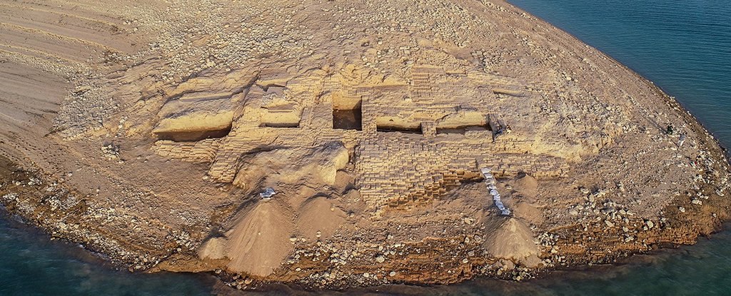 Archaeologists at Tigris Uncover Grand Palace Ruins of a Mysterious Ancient Empire