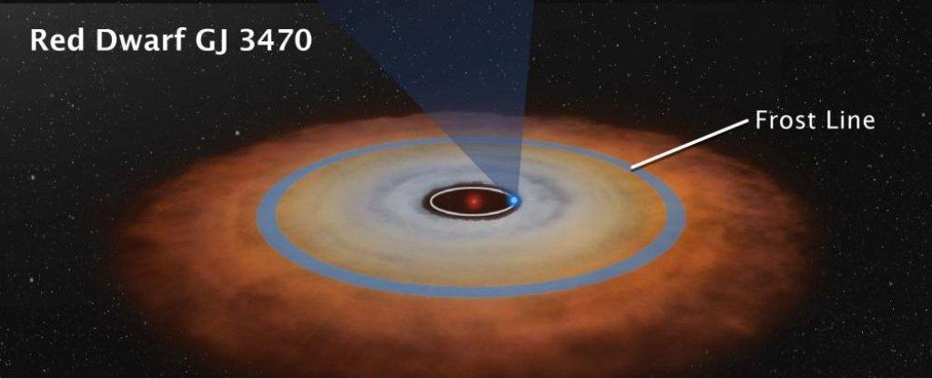 NASA Telescopes Have Revealed The Atmosphere of a Strange Hybrid Exoplanet