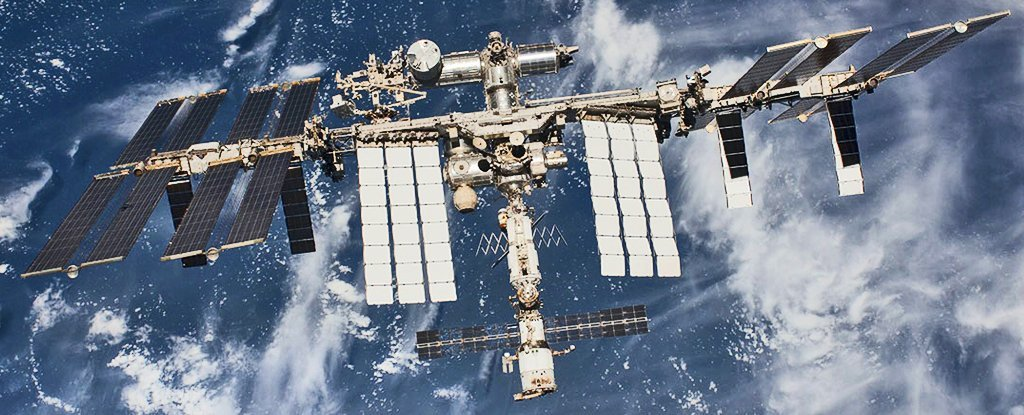 The ISS Now Has Better Internet Than Most of Us After Its Latest Upgrade